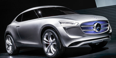 Mercedes-Benz Vision G-Code points to the looks of a possible sub-GLA SUV