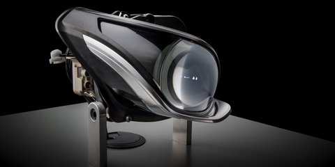 Mercedes-Benz unveils new Multibeam headlight with 84 LED units