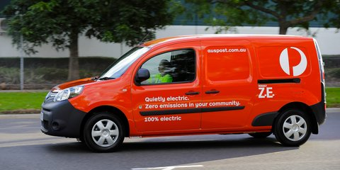 Renault Kangoo ZE yields strong interest, but still at least 12 months away from sale