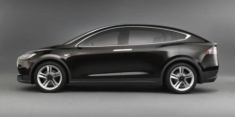 Tesla Model X delayed until Q3 2015