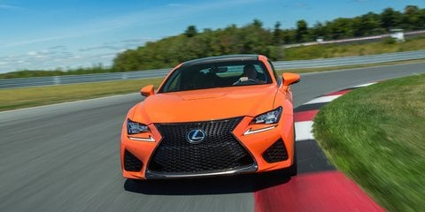 "Lexus RC event in Japan cancelled due to ""insufficient interest"""