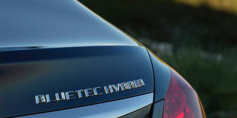 Mercedes-Benz C-Class Review: C300 BlueTEC Hybrid
