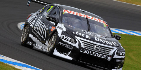 Nissan's V8 Supercars Championship woes down to circumstance