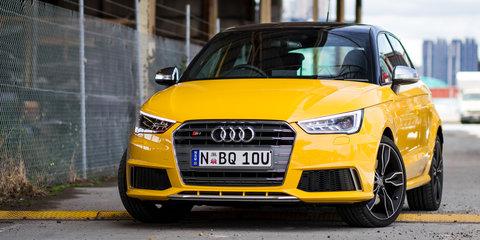2014 Audi S1 Speed Date
