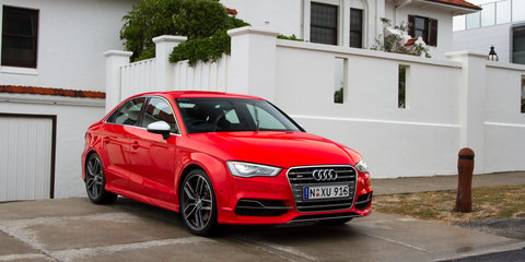 Audi S3 sedan now available with manual transmission
