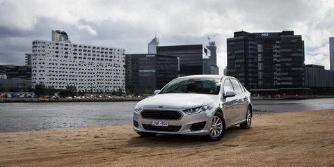 Ford Falcon v Holden Commodore Evoke : Comparison review