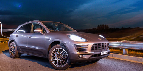 2014 Porsche Macan S Diesel Review :: 1000km Melbourne to Sydney road trip