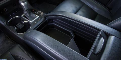 2015 Toyota Kluger Grande Review : LT1