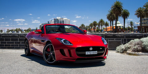 2015 Jaguar F-Type V8 S Review