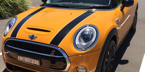2014 Mini Cooper SS Review
