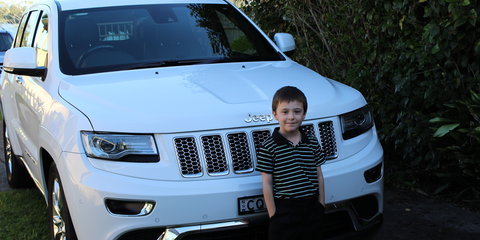 2013 Jeep Grand Cherokee Summit Review Review