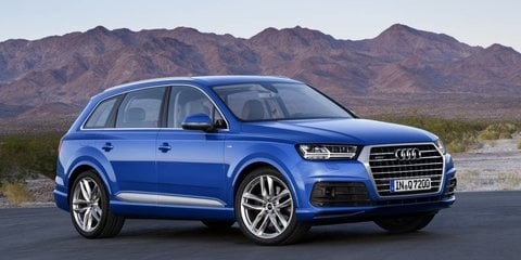 Audi RS Q7 on the cards