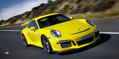 2014 Porsche 911 GT3: going, going, gone