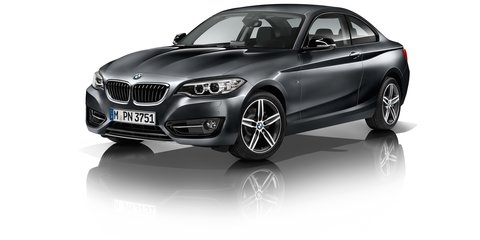 BMW 2 Series Coupe gains three-cylinder engine option, ruled out for Australia
