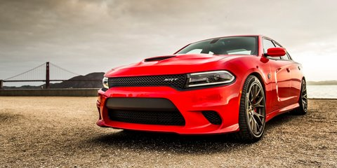 Dodge Charger SRT Hellcat Review