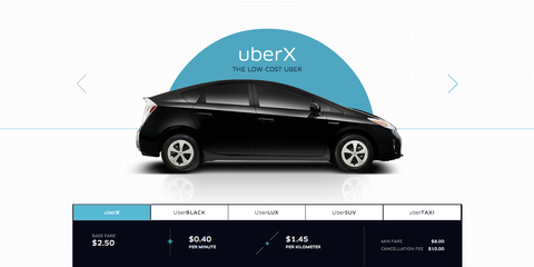 Toyota invests in Uber, announces leasing program - UPDATED