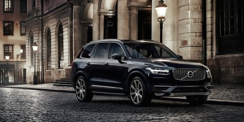 2015 Volvo New Cars