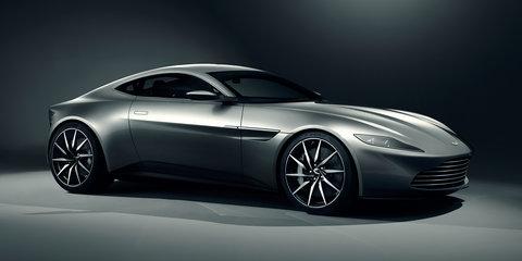 Aston Martin DB10 unveiled as James Bond's car in Spectre