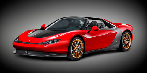 First Ferrari Sergio delivered to UAE auto gallery