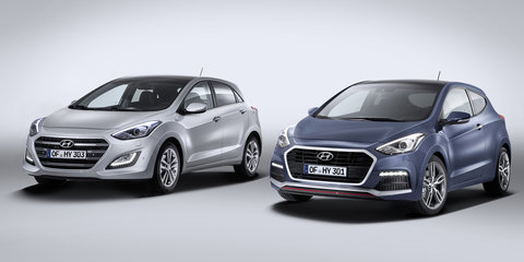 2015 Hyundai i30 facelift gains dual-clutch transmission, 137kW Turbo variant
