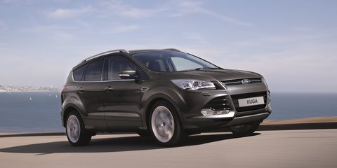 2015 Ford Kuga: pricing and specifications