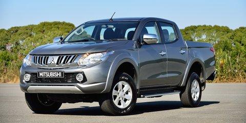 2015 Mitsubishi New Cars
