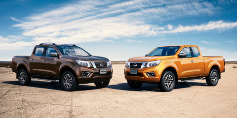 2015 Nissan Navara: New model range won't be sold alongside the old model