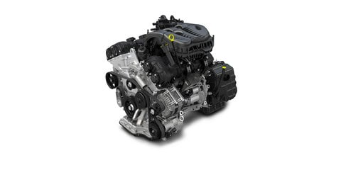 Chrysler Pentastar V6 to gain turbo, direct injection from 2015 - report