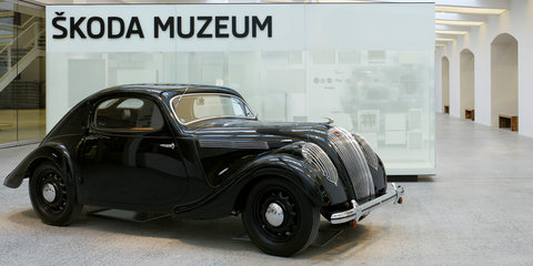 Skoda's car museum now available for virtual tours through Google Maps