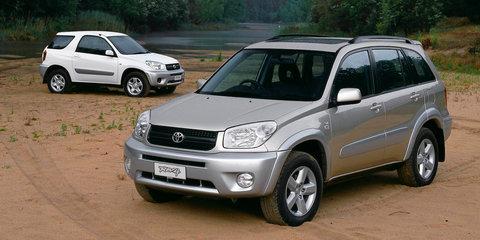 Toyota RAV4, Echo recalled over airbag concern