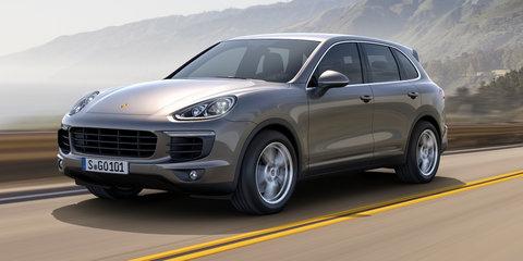 2015 Porsche New Cars