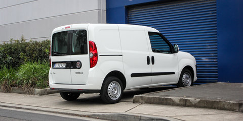 2015 Fiat Doblo Review