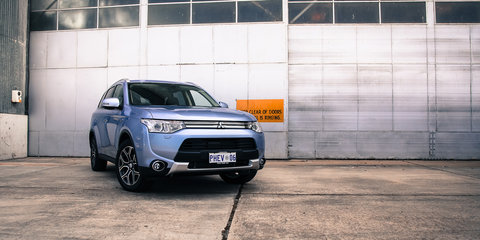 Forget the torch - power your home in a blackout with a Mitsubishi Outlander PHEV