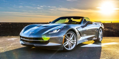 Simple 2015 Chevrolet Corvette Stingray Convertible  Review  CarAdvice