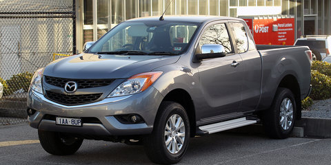 2011-2015 Mazda BT-50 recalled for rear seat fix: 33,000 vehicles affected - UPDATE