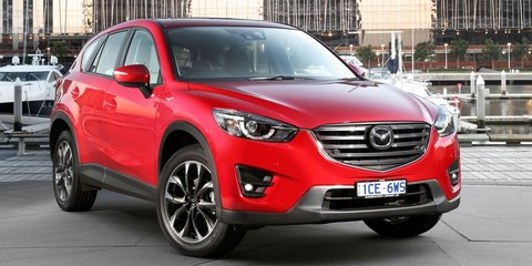 2015 Mazda CX-5 : Pricing and specifications