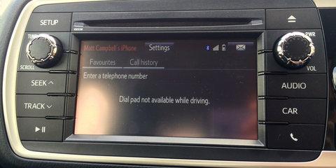 2015 Toyota Yaris Review: Ascent manual