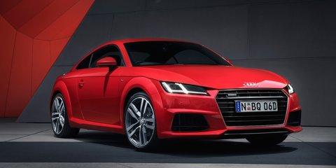 2015 Audi TT arrives in February from $71,950