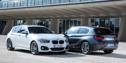2015 BMW 1 Series : Fresh looks, three-cylinder engines for updated small car