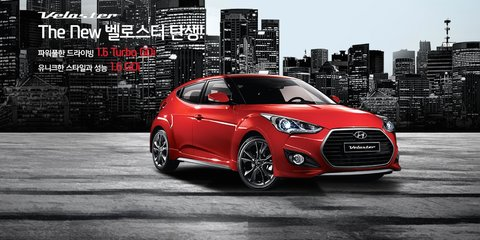 2015 Hyundai Veloster : Sporting upgrades and styling tweaks for updated model