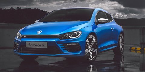 2015 Volkswagen Scirocco R gets $2000 price cut