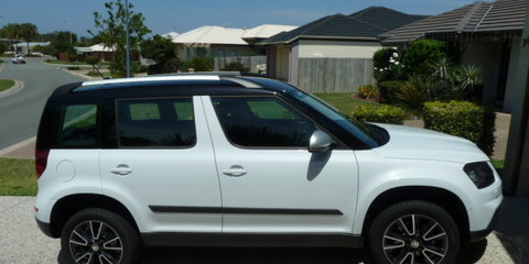 2014 Skoda Yeti Outdoor 103 TDI Review Review