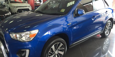 2014 Mitsubishi Asx Ls (4wd) Review