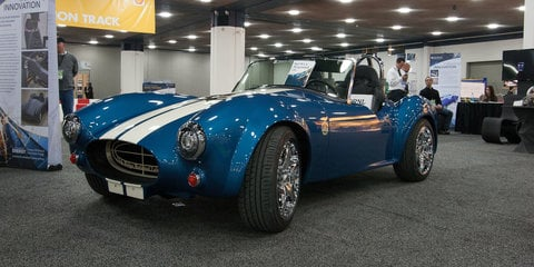 3D printed Shelby Cobra replica proves that sexy and futuristic can co-habitate