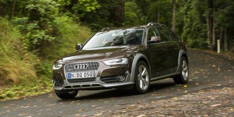 2015 Audi A4 Allroad brings upgraded diesel