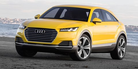 Audi SUV expansion : TT, Q6 and Q8 sporty derivatives in planning