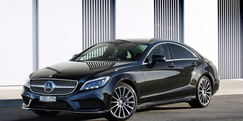 Mercedes benz cls review specification price caradvice for Mercedes benz cl 240