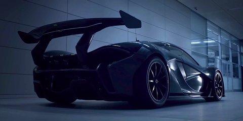 McLaren P1 GTR confirmed for 2015 Geneva motor show debut
