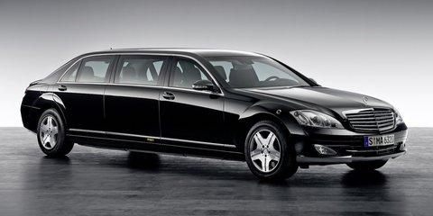 Mercedes-Benz S-Class Convertible, S-Class Pullman confirmed