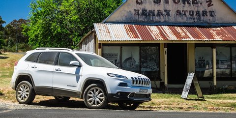 Jeep Cherokee recalled for air-conditioning hose issue